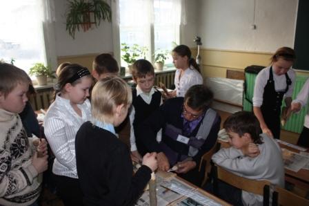 Урок технологии в 5 классе учитель